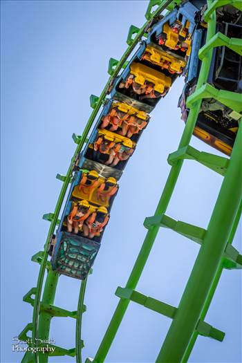 Stomach-Turning Rides at Elitches -