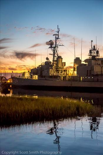 USS Laffey by D Scott Smith