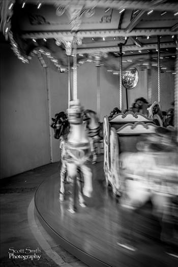 Elitches - Carousel by D Scott Smith