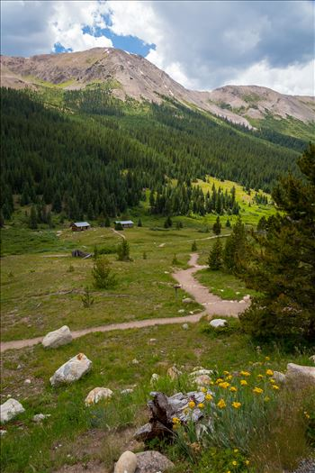Independence, Colorado - A Real Ghost Town by D Scott Smith