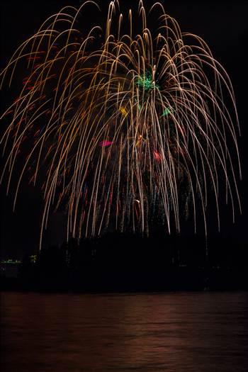 Dillon Reservoir Fireworks 2015 48 -