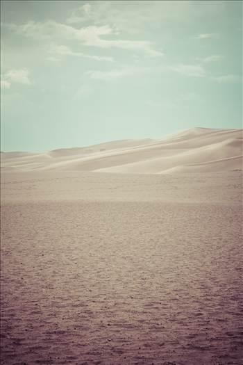 Great Sand Dunes 9 (split toned) by D Scott Smith