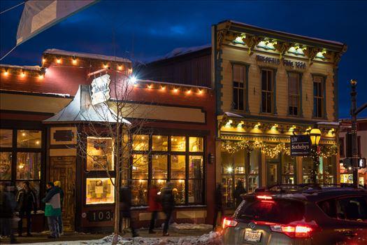 Breckenridge in Wintertime 15 -