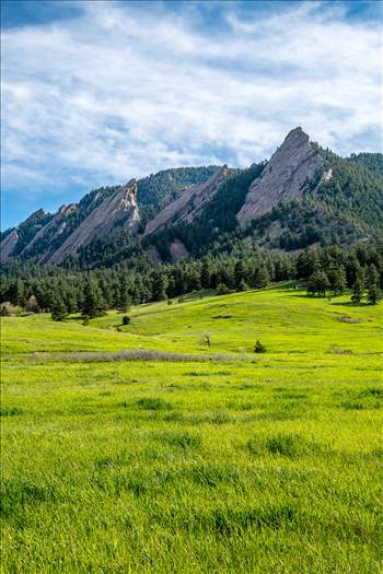 Preview of Flatirons