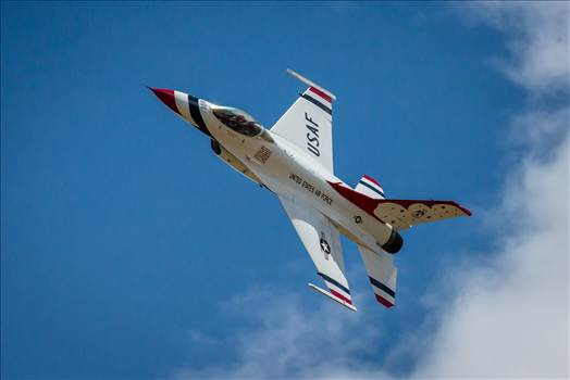 USAF Thunderbirds 4 by D Scott Smith