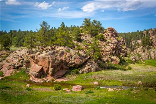 Guffy Cove (Paradise Cove) Colorado 28 by D Scott Smith