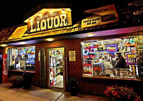 LaPorte Liquor -