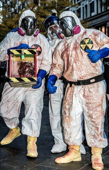 Denver Zombie Crawl 2015 2 by D Scott Smith