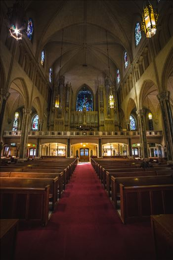 St. Patricks Cathedral 3 by D Scott Smith