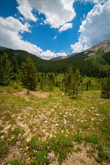 Independence Pass 01 by D Scott Smith