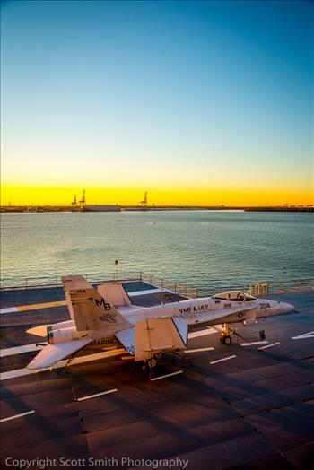 F/A-18A HORNET by D Scott Smith
