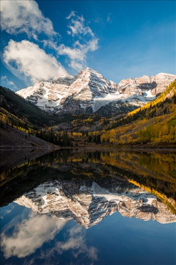 Maroon Bells 2 by D Scott Smith