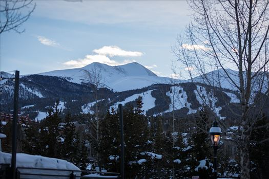 Breckenridge in Wintertime 02 by D Scott Smith