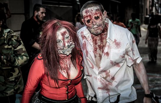 Denver Zombie Crawl 2015 13 by D Scott Smith