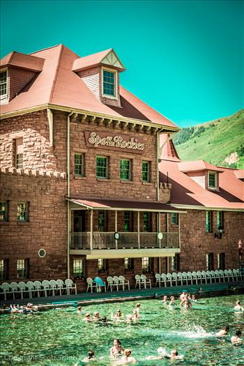 Glenwood Hot Springs -