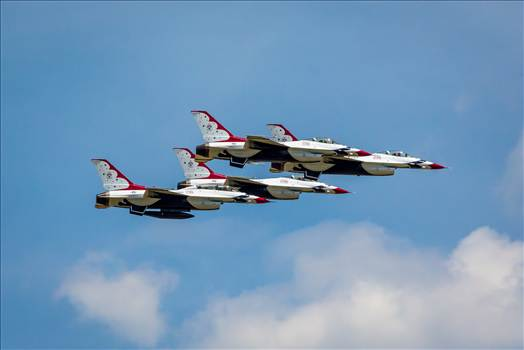USAF Thunderbirds 29 by D Scott Smith