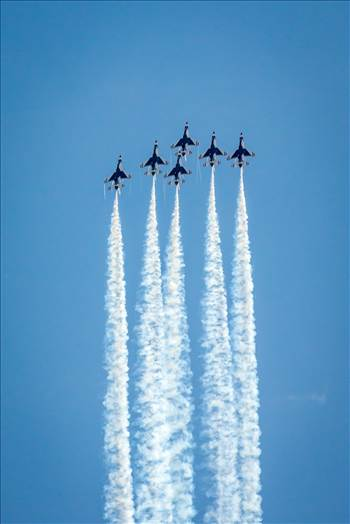 USAF Thunderbirds 1 by D Scott Smith