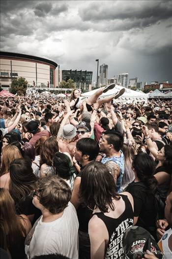 Denver Warped Tour 2015 44 by D Scott Smith