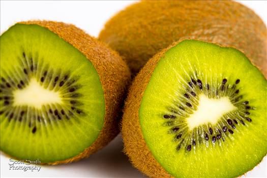 Kiwi Closeup by D Scott Smith