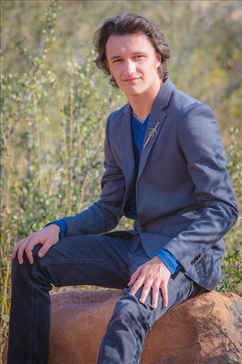 Ryan Fredericks - Senior Session 26 by D Scott Smith