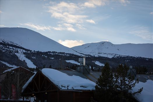 Breckenridge in Wintertime 04 by D Scott Smith
