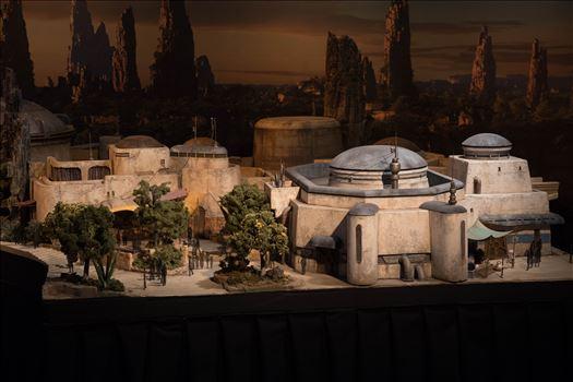 Star Wars Galaxy's Edge Model 2 by D Scott Smith