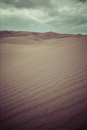 Great Sand Dunes 6 (split toning) by D Scott Smith
