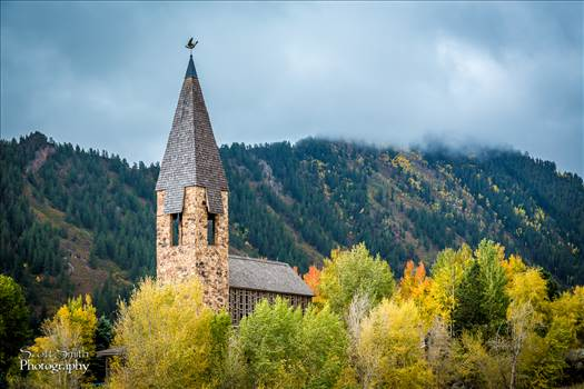 Chapel on Maroon Drive, Aspen by D Scott Smith