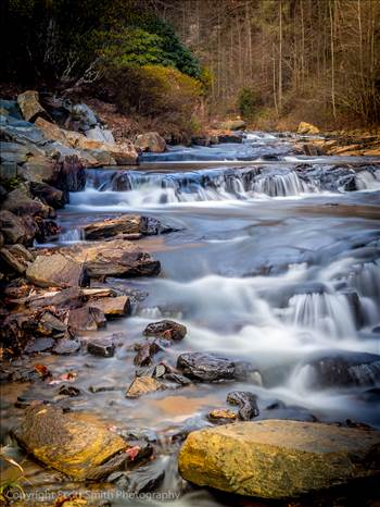 Toccoa Falls - Downstream by D Scott Smith