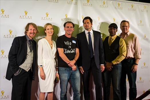 Cast of Atlas Shrugged: Who is John Galt at the Vegas Premiere No 4 by D Scott Smith