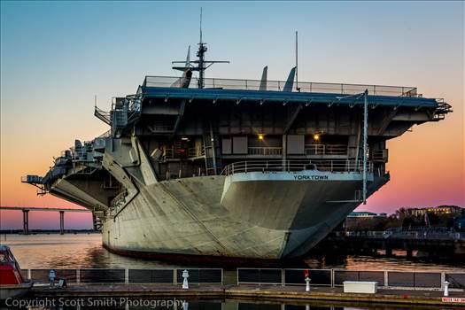 USS Yorktown by D Scott Smith