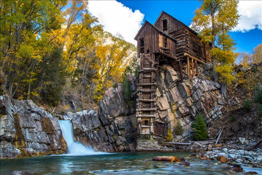 Crystal Mill, Colorado 07 by D Scott Smith