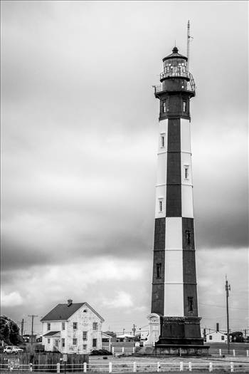 New Cape Henry Lighthouse No 1 by D Scott Smith
