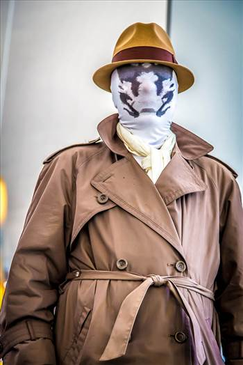 Rorschach by D Scott Smith