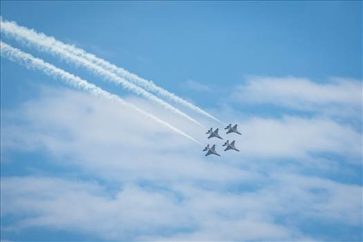 USAF Thunderbirds 14 by D Scott Smith