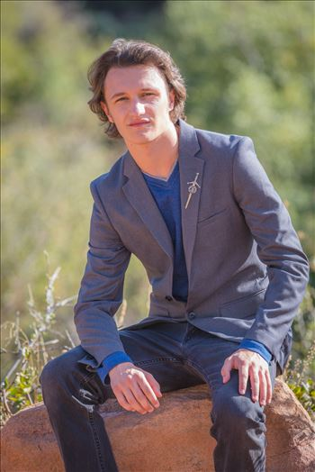 Ryan Fredericks - Senior Session 22 by D Scott Smith