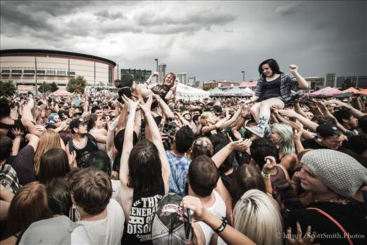 Denver Warped Tour 2015 43 by D Scott Smith