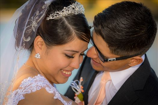 Bride and Groom - Miriam and Daniel -