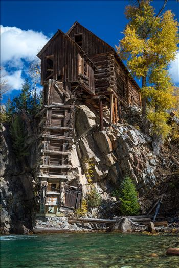 Crystal Mill, Colorado 05 by D Scott Smith