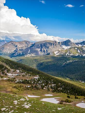 Rocky Mountain National Park 1 by D Scott Smith
