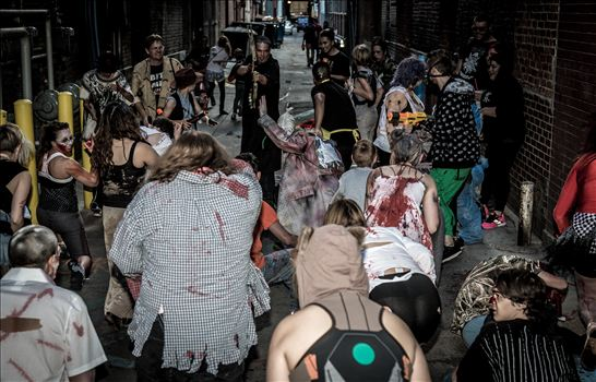 Denver Zombie Crawl 2015 14 by D Scott Smith