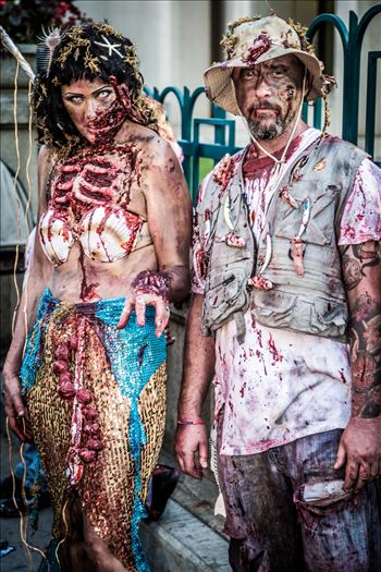 Denver Zombie Crawl 2015 3 by D Scott Smith
