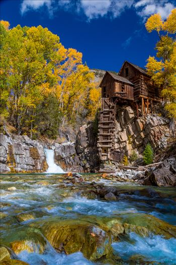 Crystal Mill, Colorado 04 by D Scott Smith