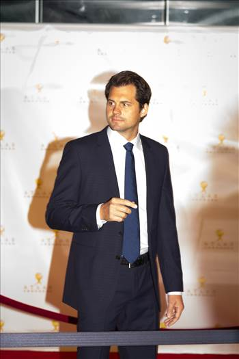 Kristoffer Polaha from Atlas Shrugged: Who is John Galt?  No 5 by D Scott Smith