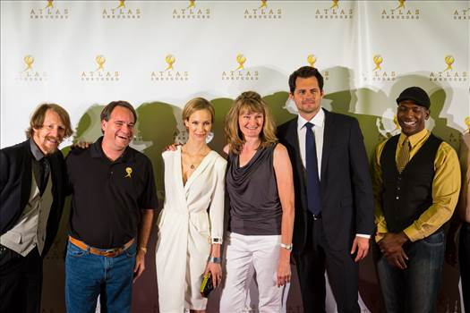 Cast of Atlas Shrugged: Who is John Galt at the Vegas Premiere No 2 by D Scott Smith