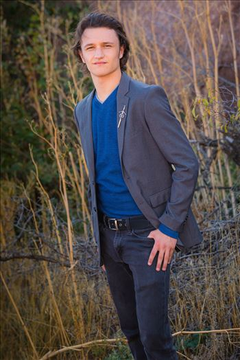 Ryan Fredericks - Senior Session 02 by D Scott Smith