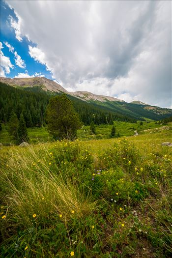 Independence Pass 03 by D Scott Smith
