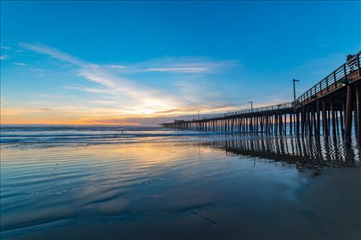 Pismo Beach Pier 4 by D Scott Smith