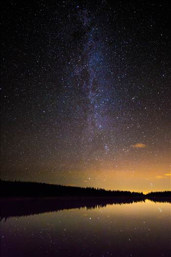 Preview of Milky Way over Brainard Lake