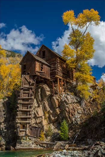Crystal Mill, Colorado 01 by D Scott Smith